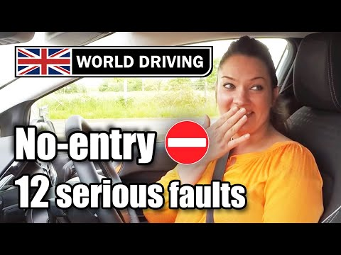 Driving Test Fail: 20 Driving Faults and 12 Serious Faults