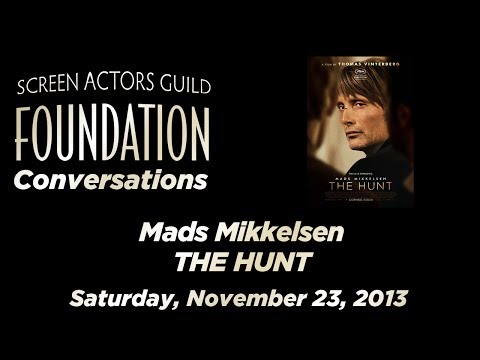 Conversations with Mads Mikkelsen of THE HUNT