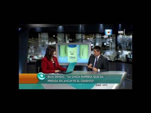 Entrevista de Blanca Rodríguez al vicepresidente Raúl Sendic