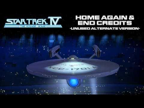 Star Trek IV - Home Again & End Credits (unused early version)