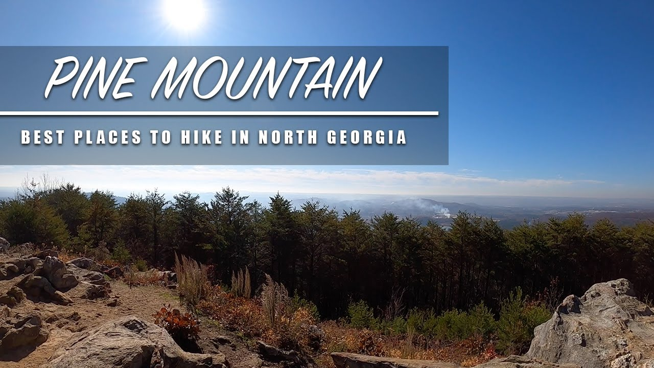 PINE MOUNTAIN - Special Edition Hiking With BOZO - Best ...