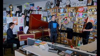 Anthony Roth Costanzo: NPR Music Tiny Desk Concert