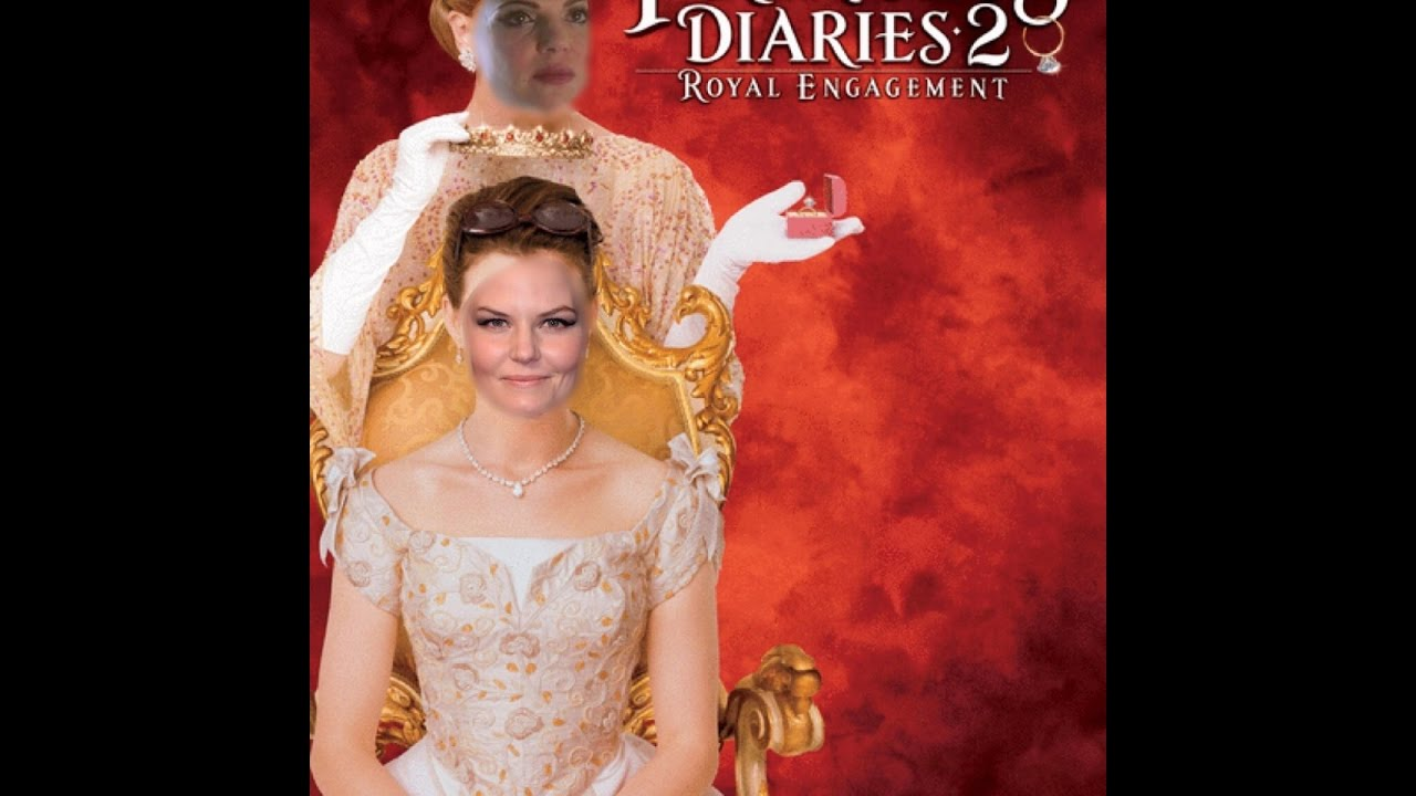 The Princess Diaries 2 - OUAT Style - YouTube