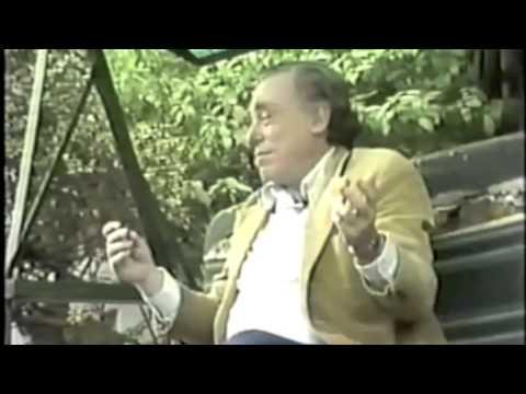 Charles Bukowski Talks: The Worst Hangover Ever