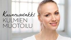 STOCKMANN Kauneusvinkki - Kulmien muotoilu