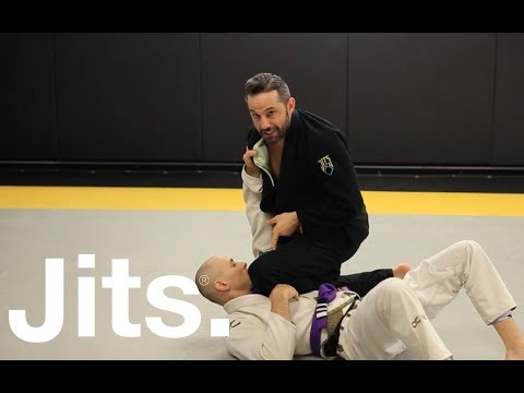 How To Deal With Stiff Arm Defense In Jiu-Jitsu: Arm Spinner Takedown + Armbar