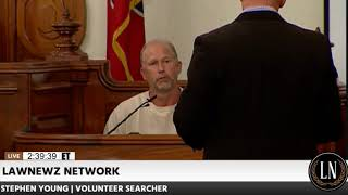 Holly Bobo Murder Trial Day 2 Part 2 Volunteer Searchers Testify 09/12/17