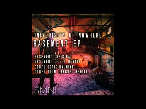University of Nowhere - Corfu (Tom Langusi Remix)
