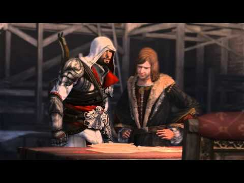 Assassin's Creed Brotherhood Restored Sequence Memory 7