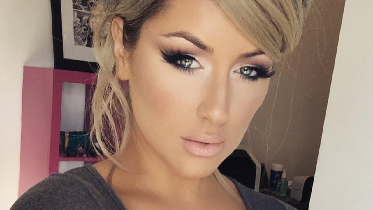 Yellowface Makeup