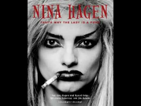 Клип Nina Hagen - Unbeschreiblich weiblich