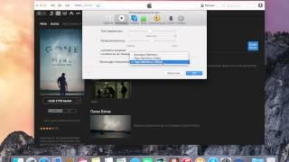 OS X Anleitung: Hochauflösend Filme Serien iTunes Store HD herunterladen