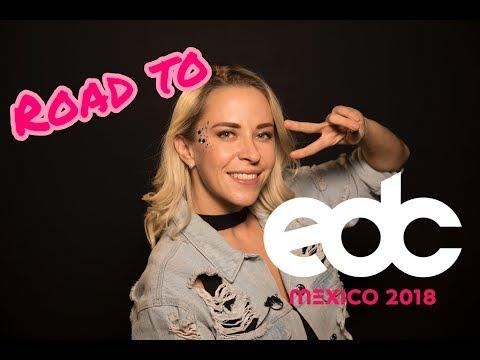 ROAD TO EDC MEXICO 2018 ✨🌟⚡¡CONOCE DONDE NOS REUNIREMOS! 🐲🔥  | Festival Passport