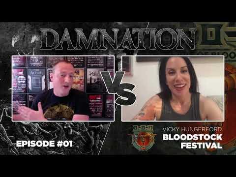 Bloodstock VS Damnation - Episode 1