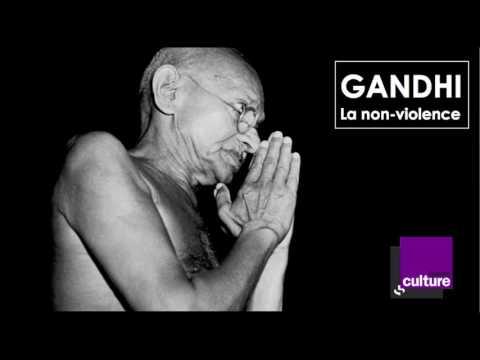 Gandhi - La Non Violence avec Christophe Jaffrelot