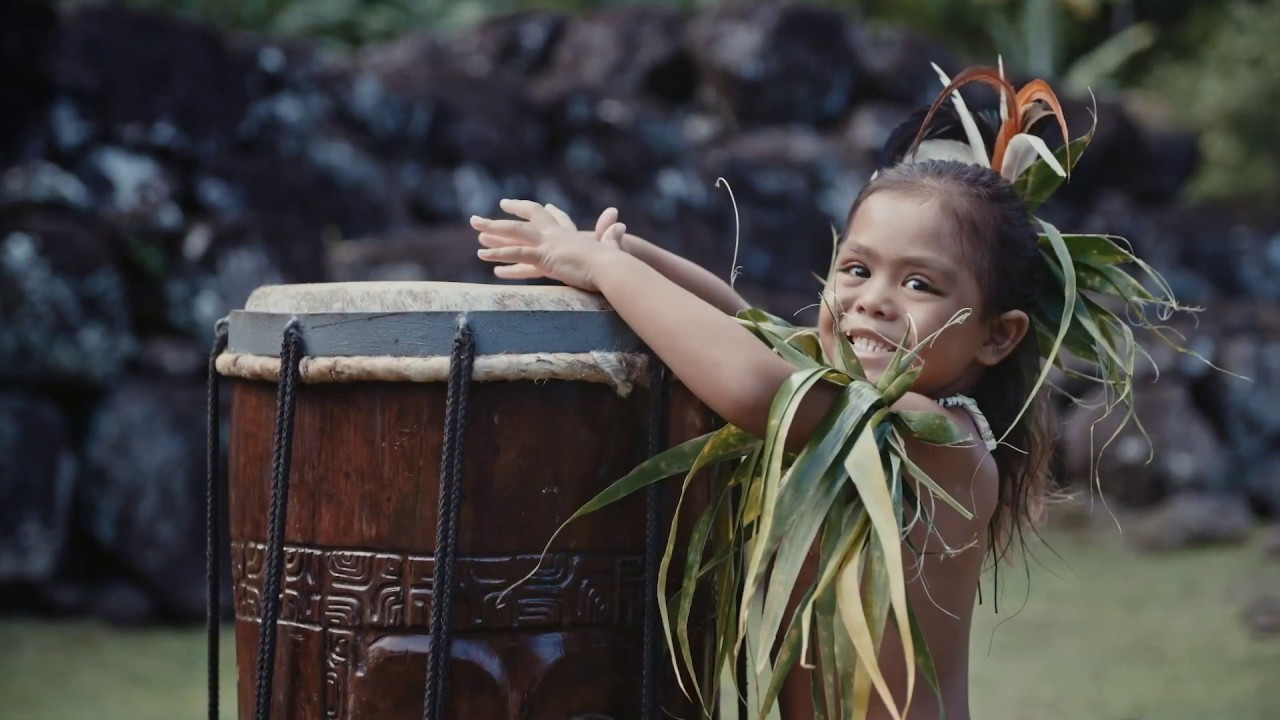 Reconectando con lo esencial en Las Islas de Tahiti - 60 sec