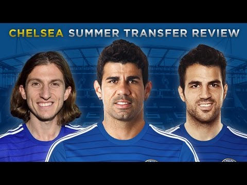 Chelsea Transfer Review | Costa, Fabregas and Luis!