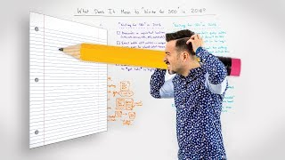"What Does It Mean to ""Write for SEO"" in 2018? - Whiteboard Friday"