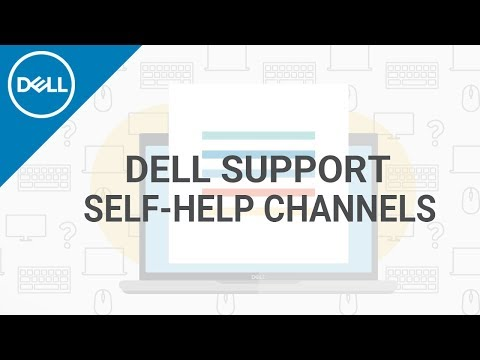 Dell Support Channels (Official Dell Tech Support)