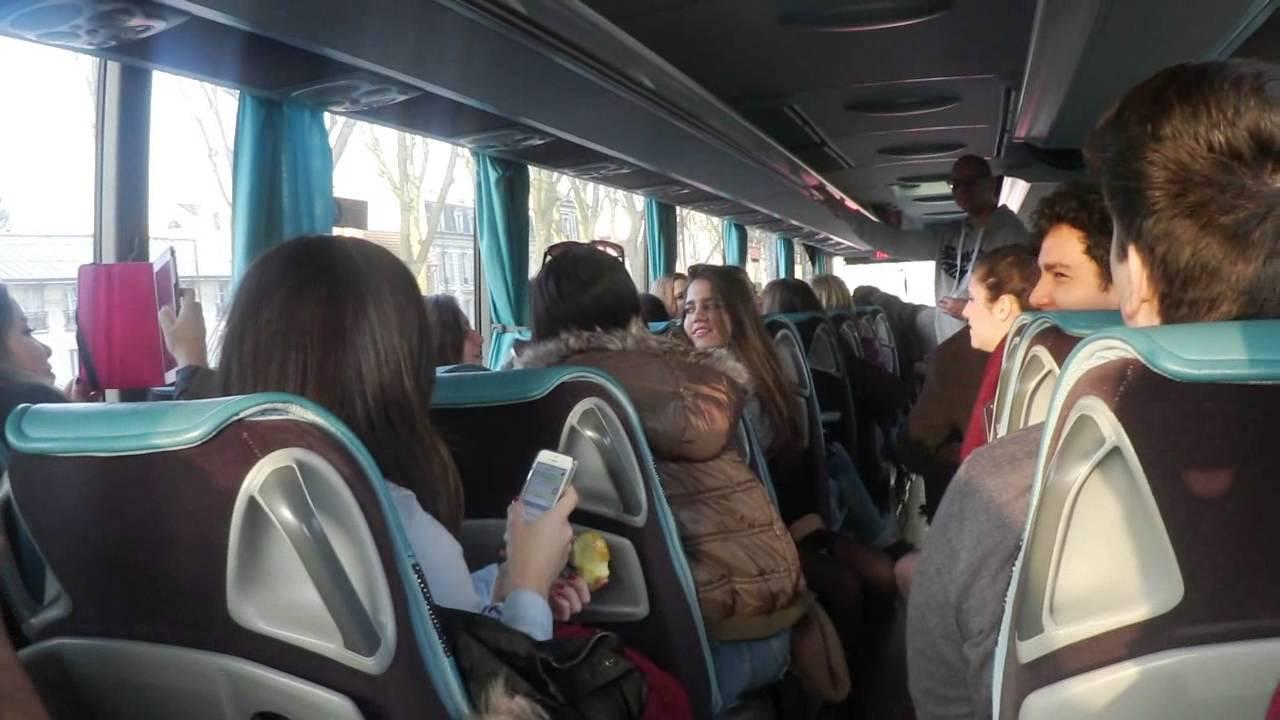 bus trip paris barcelone 2015 youtube. Black Bedroom Furniture Sets. Home Design Ideas
