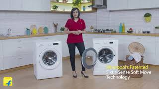 Whirlpool Fully Automatic Front Load Washing Machine
