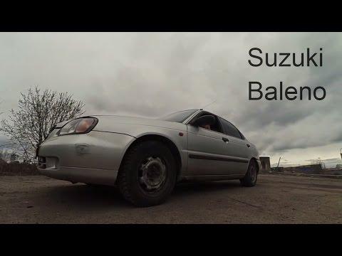 Обзор Сузуки Балено 1.6. Древний японец на дорогах. Suzuki Baleno