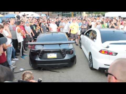 Steel City's Finest 2018 Exhaust Battle!