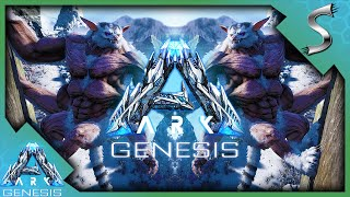 NEW GENESIS INFO! MISSIONS SYSTEM, AVALANCHES & FEROX CLIMBING ABILITY! - Ark: Genesis DLC