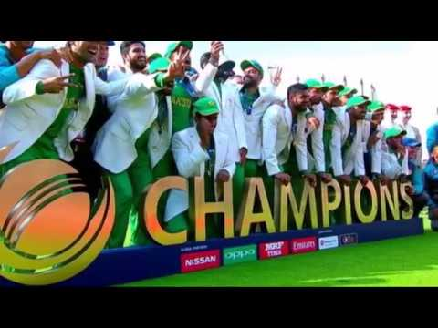 Stand up for the Champions[ICC Champions Trophy Final 2k17]