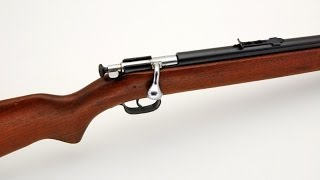 Winchester Model 67 Bolt Action Rifle (HD)
