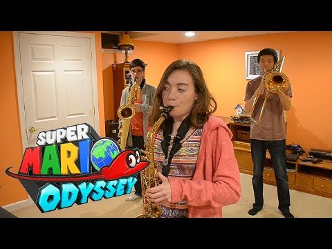 Jump Up, Super Star! (Super Mario Odyssey) - SynKopated