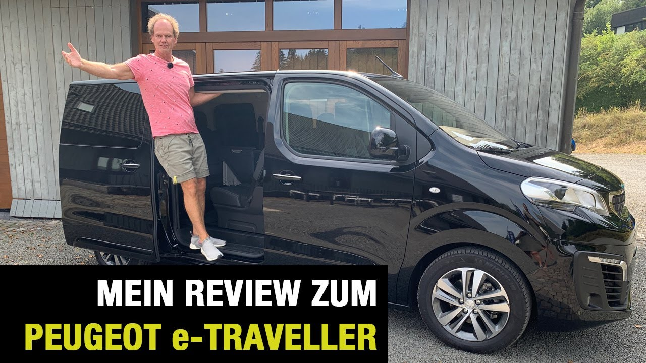 2021 Peugeot E Traveller 136 Ps Neuer Elektro Van Mit 330 Km Reichweite Weltpremiere I Review Youtube