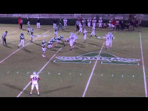 Providence Christian Academy varsity football vs. Athens Academy, 2014