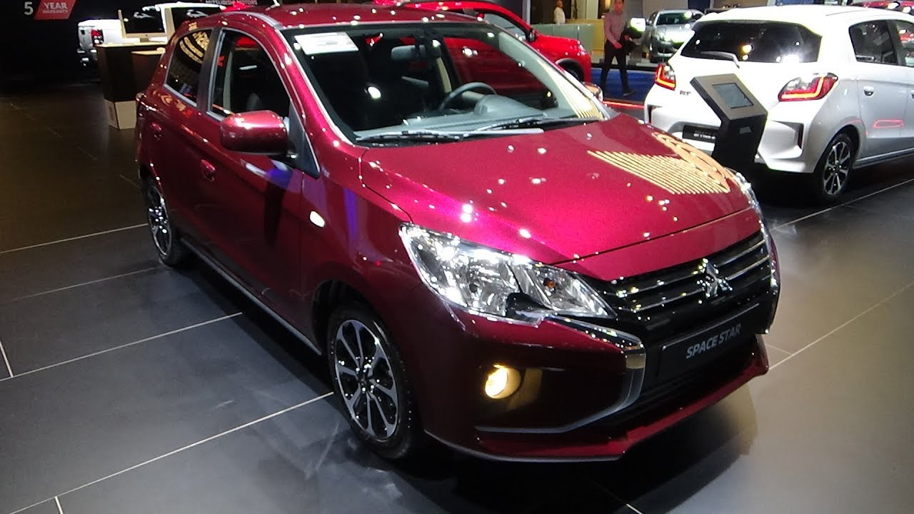 2020 Mitsubishi Space Star 1 2 Mivec Exterior And Interior Auto Show Brussels 2020 Youtube