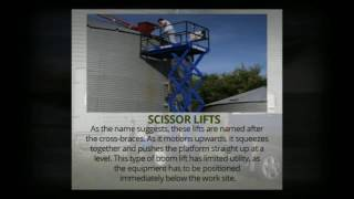 Types of Lift Equipment