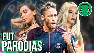 ♫ neymar sua cara paródia major lazer feat anitta pabllo vittar