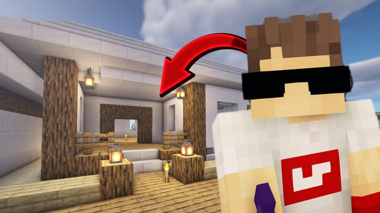 სოფლელების ახალი სახლი! | Minecraft SMP #5