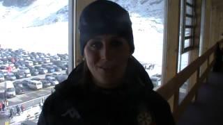 Video - Le parole di Nadia Fanchini dopo il 14° posto di Soelden | FISI Official