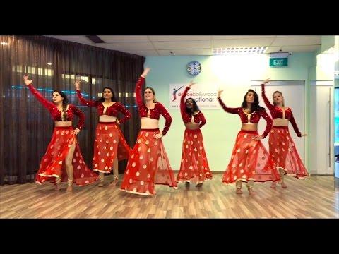 Udi Udi Jaye | Raees | Shah Rukh Khan & Mahira Khan | DANCE BOLLYWOOD INTERNATIONAL