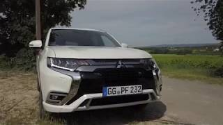 The 2019 Mitsubishi Outlander first drive review | The perfect PHEV?