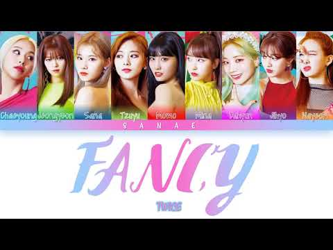 1 Hour ✗ TWICE (트와이스) - FANCY (Han/Rom/Eng Lyrics)