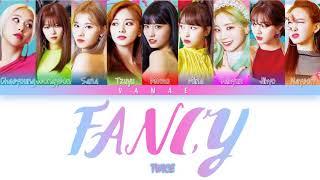 1 Hour ✗ TWICE (트와이스) - FANCY (Han/Rom/Eng Lyrics)