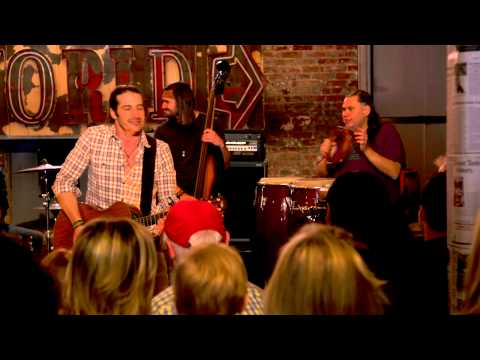 Adam Ezra Group - Let Your Hair Down (Official)