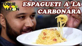 Video ESPAGUETI a la CARBONARA en casa !! download MP3, 3GP, MP4, WEBM, AVI, FLV November 2017
