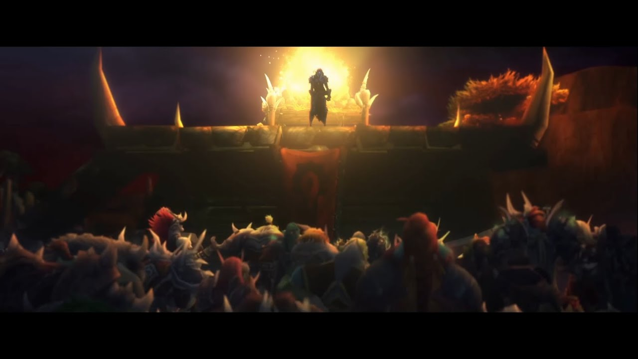 World Of Warcraft!- All Intro Cinematics And Patchs