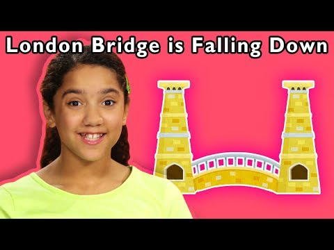 London Bridge and More | Johnny Johnny Muffin Man | Baby Songs from Mother Goose Club!