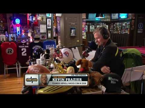 Kevin Frazier on the Dan Patrick Show (Full Interview) 8/26/14