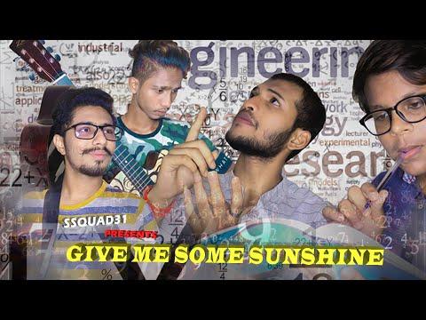 Give Me Some Sunshine  Unplugged Version  Swap Boy  3 Idiots  Suraj Jagan And Sharman Joshi