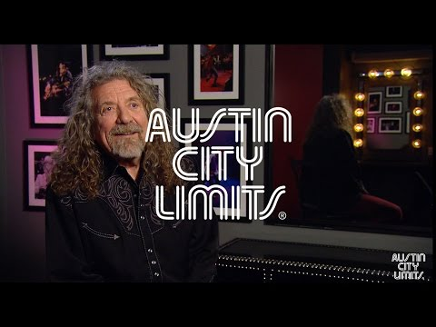 Austin City Limits Interview with Robert Plant