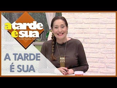 A Tarde é Sua (06/07/18) | Completo